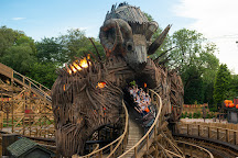 Alton Towers Theme Park, Alton, United Kingdom