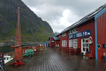 Norwegian Fishing Village Museum, Sorvagen, Norway
