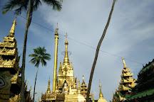 Midstream Kyauktan Pagoda, Yangon Region, Myanmar