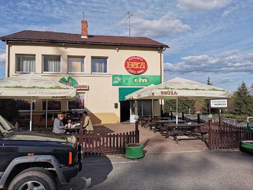 Bērzi, Kafejnīca