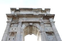Arco di Traiano, Ancona, Italy