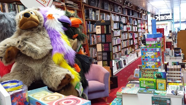 Alan Hanna's Bookshop
