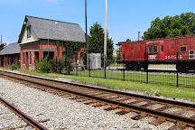 Suffolk Seaboard Station Railroad Museum, Suffolk, United States