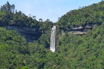 Cachoeira Salto do Zinco, Benedito Novo, Brazil