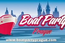Boat Party Prague, Prague, Czech Republic