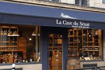 La Cave du Senat, Paris, France