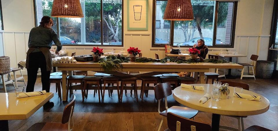 Cafe Gratitude Venice