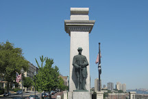 World War One Memorial, Weehawken, United States