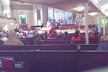 Travis Park United Methodist Church, San Antonio, United States