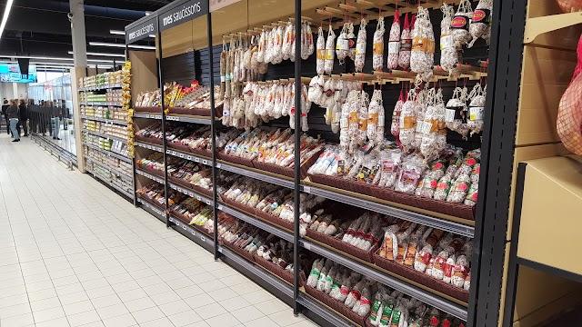 Auchan Supermarché Beaumont Zac Madame
