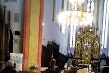 Presentation of Virgin Mary Church, Ceske Budejovice, Czech Republic