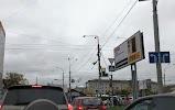 Стационарный комплекс фотовидеофиксации нарушений ПДД, Комсомольский проспект на фото Томска