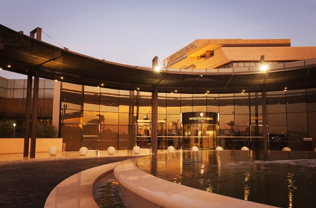 Intercontinental Hotel Riyadh