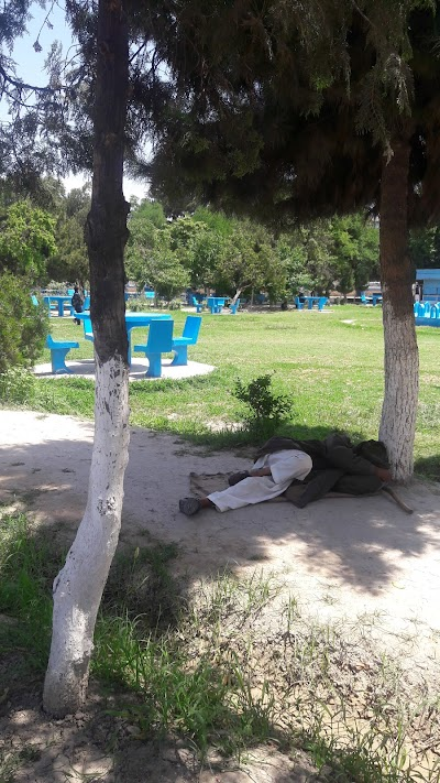 South Park of Rawza e Sharif پارک جنوبی روضه شریف