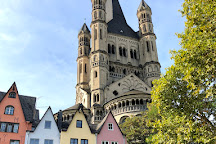 Historic Old Town, Cologne, Germany