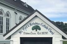 St. Cyril and Methodius Catholic, Dubina, United States