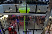 Uhr der fliessenden Zeit (Clock Of Flowing Time), Berlin, Germany