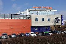 Squash Bowling Centrum, Prague, Czech Republic