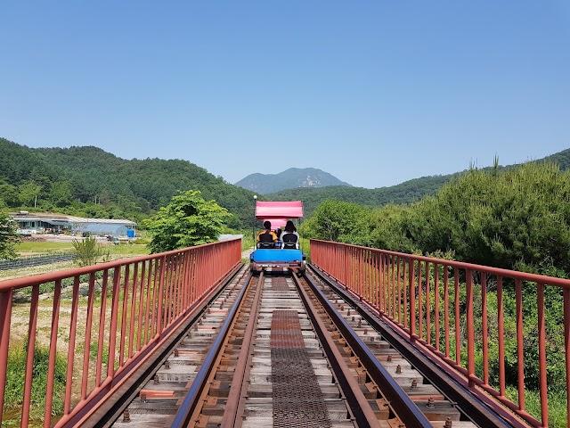 Gangchon Railpark