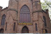 Salem Witch Trials Memorial, Salem, United States