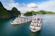 Paradise Cruises, Halong Bay, Vietnam