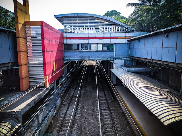 Stasiun KRL Sudirman