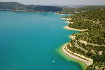 Lac De Sainte Croix, Aiguines, France