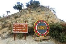 Lopez Lake Campground (entrance), Arroyo Grande, United States