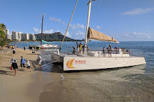Holokai Catamaran, Honolulu, United States