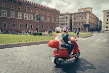 Scooteroma Tours, Rome, Italy