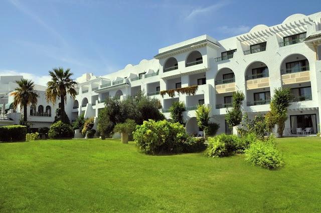 Hasdrubal Thalassa Hotel and Spa Port El Kantaoui