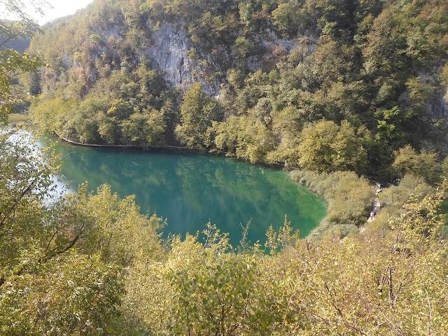Plitvice Lakes (Plitvička Jezera), Plitvička Jezera