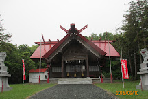 Tokoro Shrine, Kitami, Japan