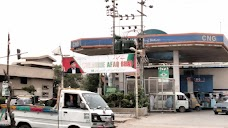 Model Morr Buss Stop karachi