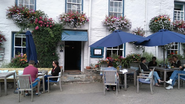Restaurant at The Port Gaverne