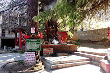 Ghatotkach Tree Templ, Manali, India