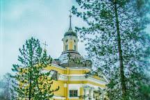 Khram Svyatykh Apostolov Petra I Pavla, Peterhof, Russia