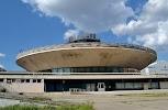 Краснодарский Государственный Цирк, улица Володи Головатого на фото Краснодара