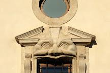 Palazzo Zuccaro, Rome, Italy