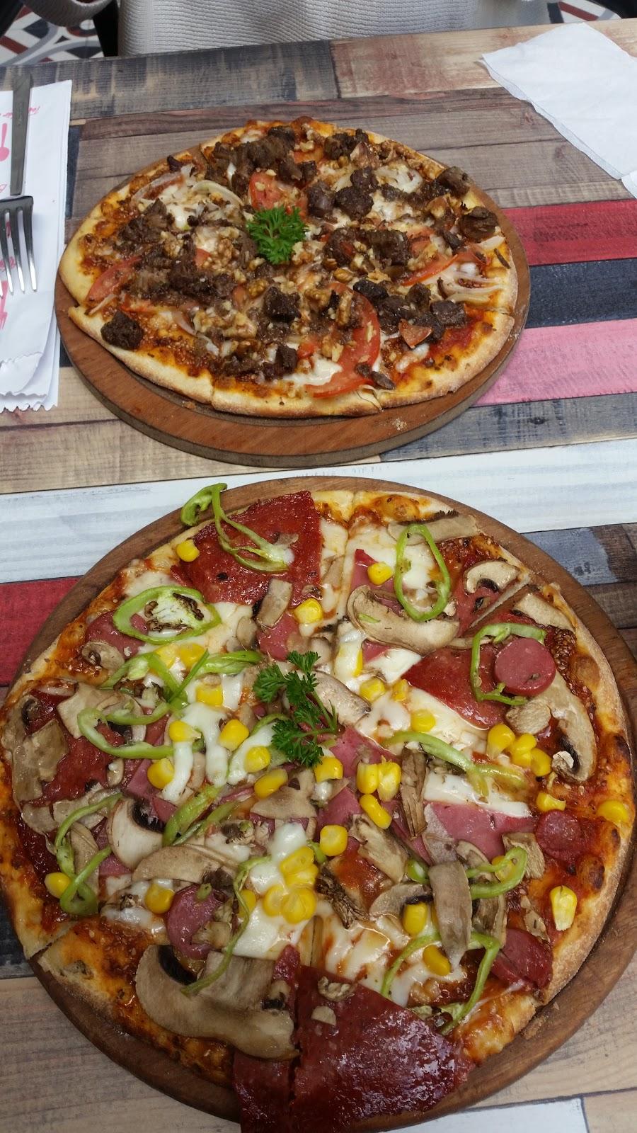 Tripify Pizza Palermo 2 Go Denizli