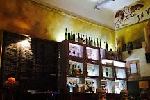 Santiago Vintage Bar, Budapest, Hungary