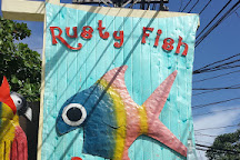Rusty Fish, Roatan, Honduras