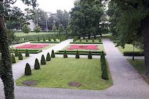 Frederic Chopin Park, Poznan, Poland
