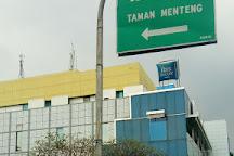 Taman Menteng, Jakarta, Indonesia