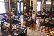 Villa Royale Antiques and Tea Room, Ho Chi Minh City, Vietnam