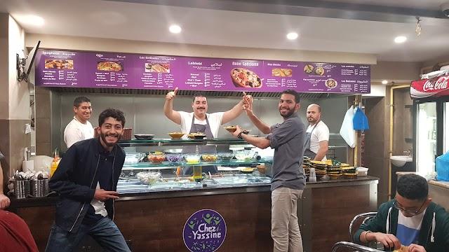 Restaurant Tunisien Chez Yassine