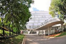 Museum of Contemporary Art - MAC USP Nova Sede, Sao Paulo, Brazil