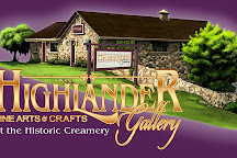 Highlander Gallery, Murphy, United States