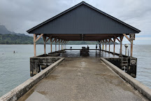 Hanalei Pier, Hanalei, United States