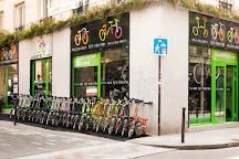 Allo velo, Paris, France